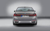 2019 BMW 7 Series official reveal - static rear