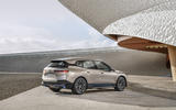 BMW iNext official images - static rear