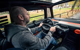 Citroen Ami (LHD) 2020 UK first drive review - Matt Prior driving