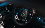 Ford Shelby Mustang GT500 official reveal - steering wheel