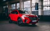 Hyundai Tucson N Line 2019 reveal - static