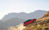 Land Rover Discovery Sport 2019 official reveal - offroad hill