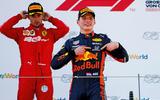 Charles Leclerc interview, 2019 British Grand Prix - podium