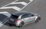 Mercedes-AMG A45 S 2019 official reveal - static rear