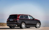 Mercedes-Maybach GLS 600 official press images - static rear