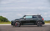 83 Mini JCW anniversary official images static side