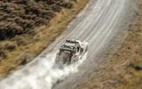83 Morgan Plus Four CX T official reveal trail