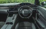 83 PHEV wagons triple test 2021 508 cabin