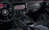 83 Porsche Macan GTS 2021 official images centre console
