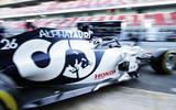 Beyond the scenes of Red Bull-Honda - AlphaTauri