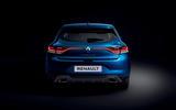 Renault megane 2020 refresh - RS line static rear
