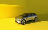 Renault Morphoz concept official studio images - retracted