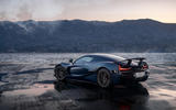 83 Rimac Nevera 2021 official reveal static rear