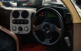 Waking the Toyota GT-One - interior