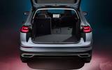 Volkswagen Golf Estate Mk8 Alltrak studio - boot