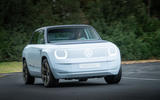 83 Volkswagen ID Life concept drive cornering front