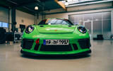 Visiting Manthey racing - GT3 RS MR
