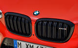 BMW X4M official press - grille