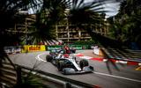 70 years of Formula One - modern F1 cars