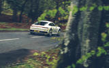 84 A911 on the A911 feature trees rear