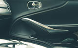 Aston Martin DBX 2020 prototype drive - interior trim