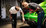 Audi RS Q8 2020 official reveal photos - Q&A rear