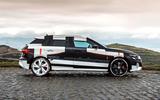 Audi S3 2020 prototype drive - static side
