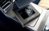 84 Bentley Flying Spur Mulliner official reveal key box