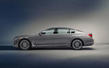 2019 BMW 7 Series official reveal - static side