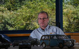 84 British Motor Heritage factory visit 2021 interview