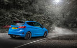 Ford Fiesta ST Edition 2020 official announcement - static rear