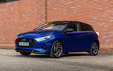 Hyundai i20 2020 prototype drive - static