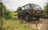 84 Lada Niva EOL feature off road mud
