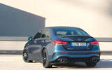 Mercedes-AMG A35 Saloon 2019 official reveal - static rear