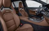 2020 Mercedes-AMG E63 facelift - estate interior