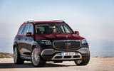 Mercedes-Maybach GLS 600 official press images - static front
