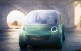 2020 Mini Urbanaut concept - front
