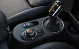 a month with a Mini Electric - gearstick