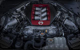 Nissan GT-R Nismo 2020 official reveal - engine