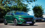 84 Peugeot 308 hatch 2021 FD static