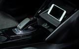 Peugeot e-2008 reveal studio - gearstick