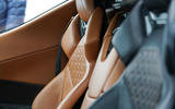 Pininfarina Battista customer preview event - seats
