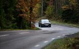 2020 Polestar 2 prototype drive - on the road twisty