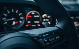 2019 Porsche 911 Carrera S track drive - paddles