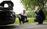 Porsche 911 GT3 2021 passenger ride - interview