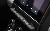 Renault Clio 2019 Autocar studio static - studio buttons