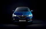 Renault megane 2020 refresh - rs line static front