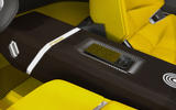 Renault Morphoz concept official studio images - centre console