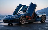 84 Rimac Nevera 2021 official reveal static front
