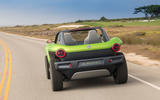 Volkswagen ID Buggy concept first drive - on the road rear